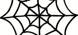 272x125 free spider web clipart public domain halloween clip art images on