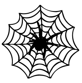 269x271 Halloween Spider Web Clipart Clipart Free Clipart Images