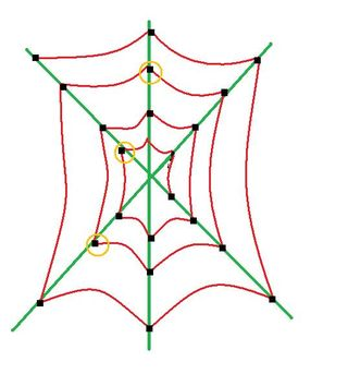 320x343 13' X Mas Spider Web 6 Steps (With Pictures)