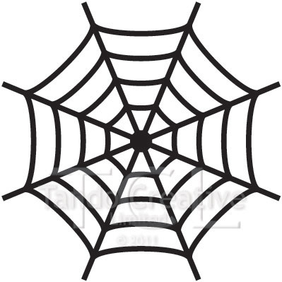 399x399 Spider Web Clipart Outline