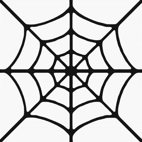 497x497 Bats And Spiders Halloween Crafts