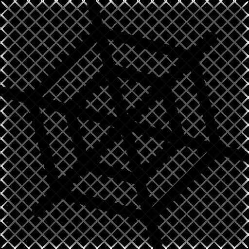 512x512 Spider Web Icon