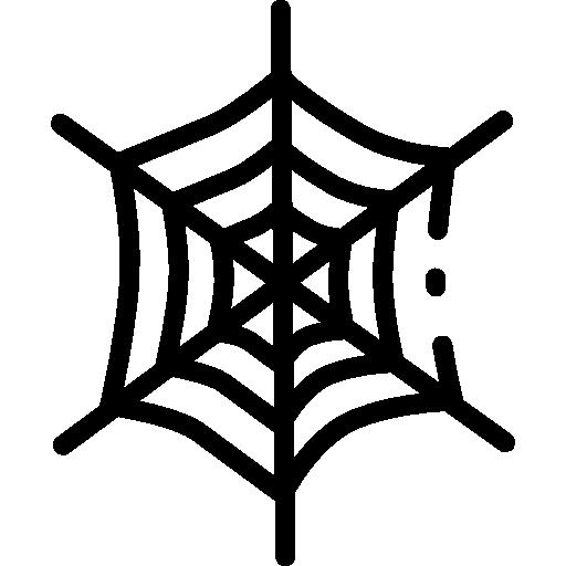 512x512 Insect, Halloween, Animals, Cobweb, Spider Web, Trap Icon