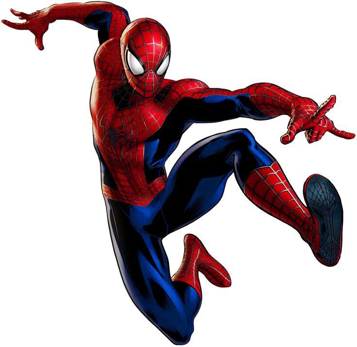 736x715 Spiderman Clip Art