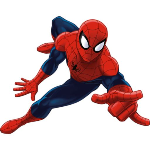 512x512 Spiderman Thank And Clip Art On 2