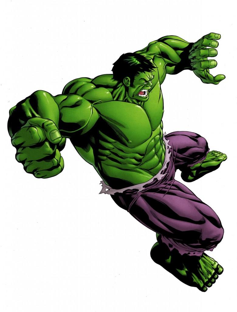 780x1024 Hulk Clip Art