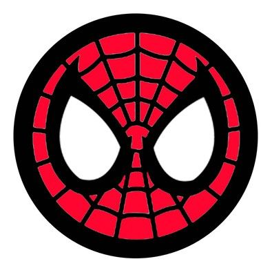 395x401 Nice Spiderman Face Images Spiderman Logo Clip Art Cliparts