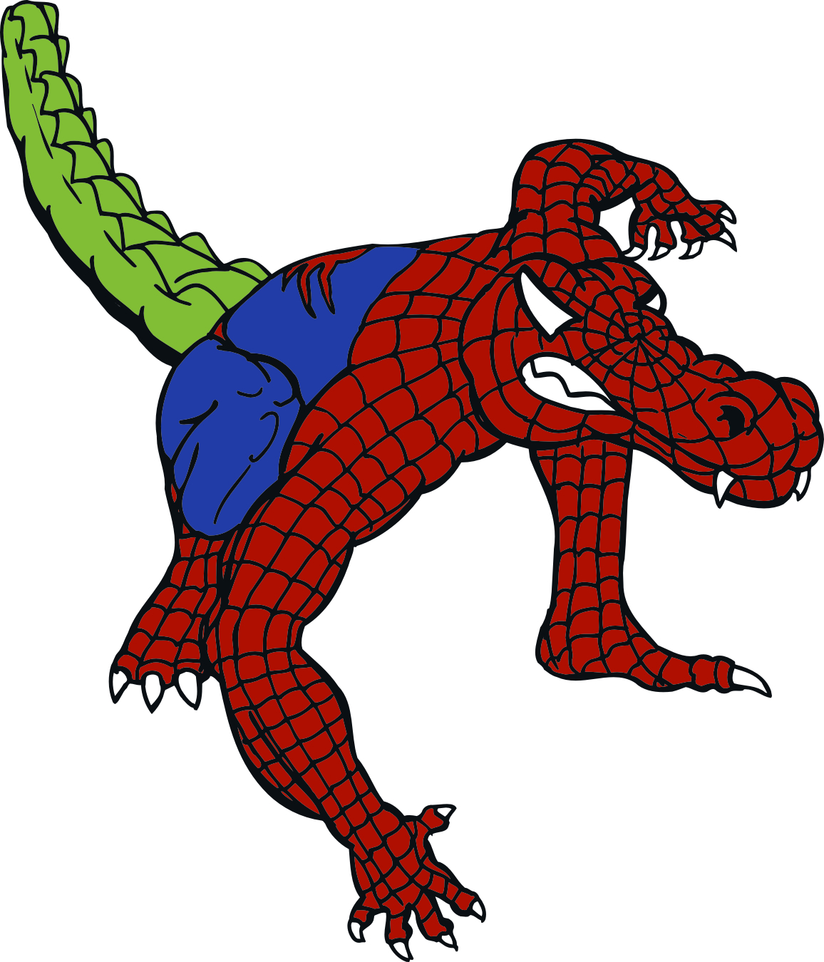 1156x1350 Free Spiderman Clipart Clipart 13