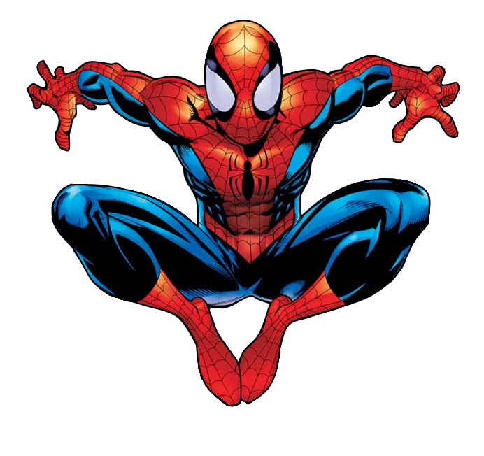 692x652 Free Spiderman Clipart Clipart 6
