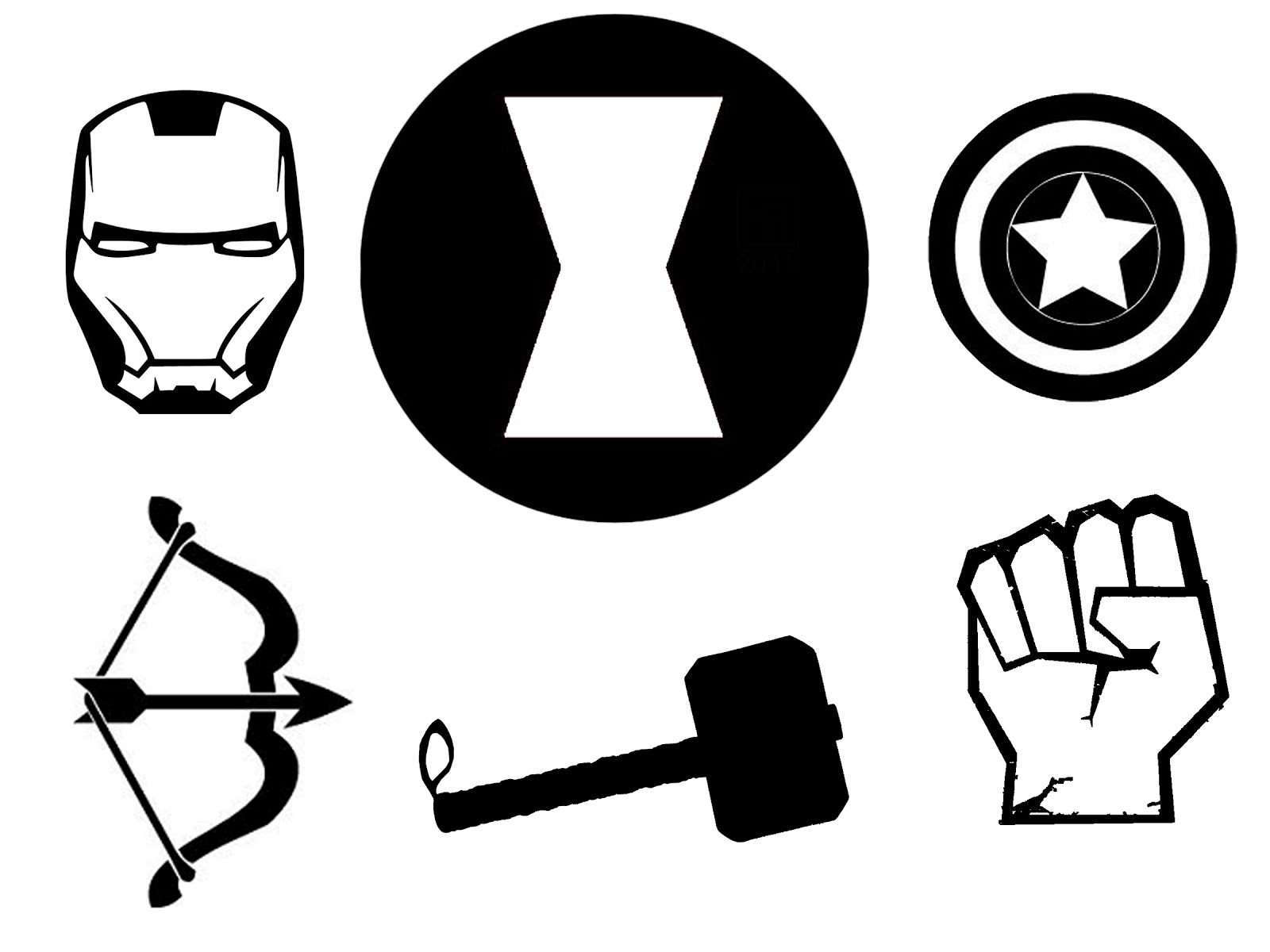 Spiderman Clipart Black And White | Free download best Spiderman ...