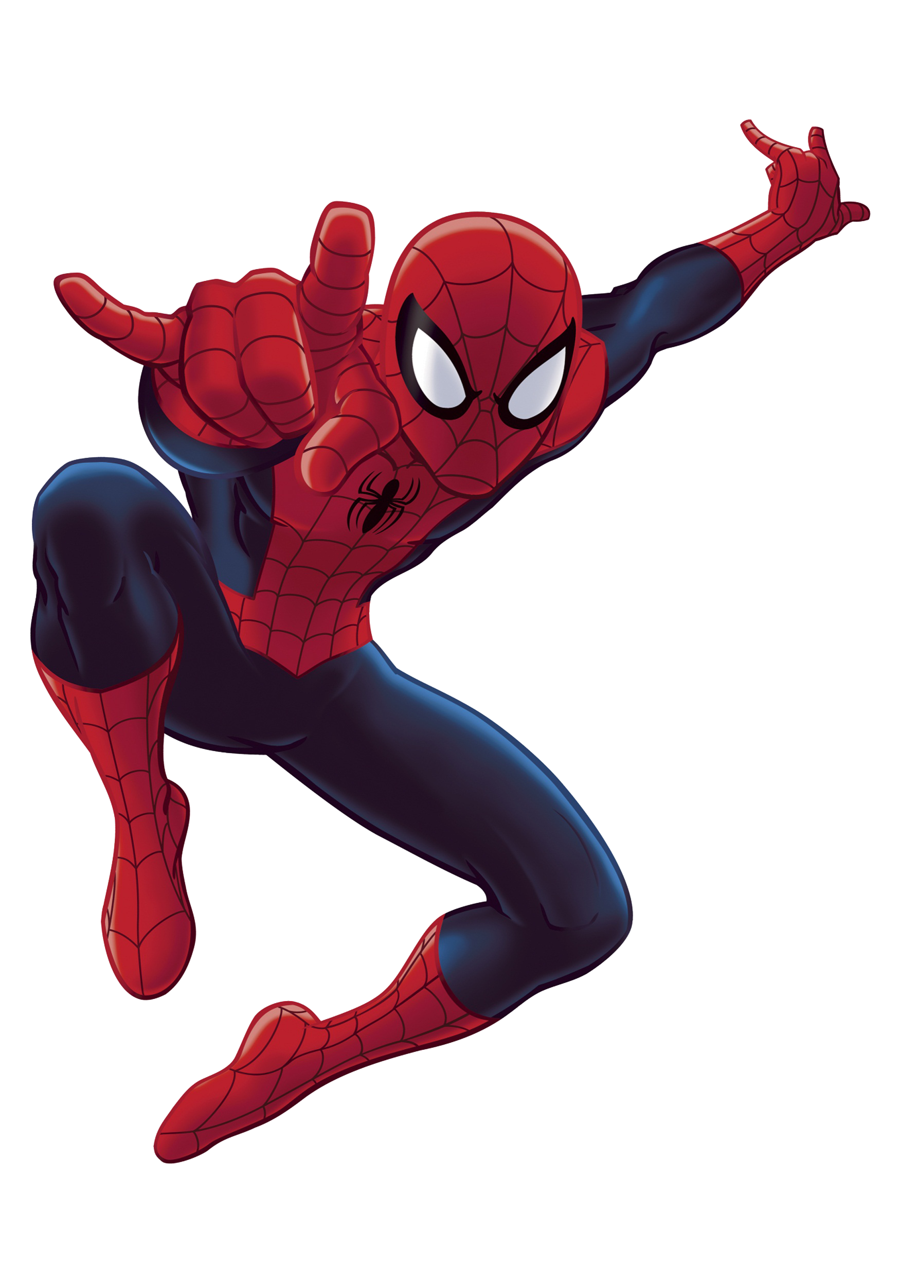 1750x2500 Free Spiderman Png Transparent Background