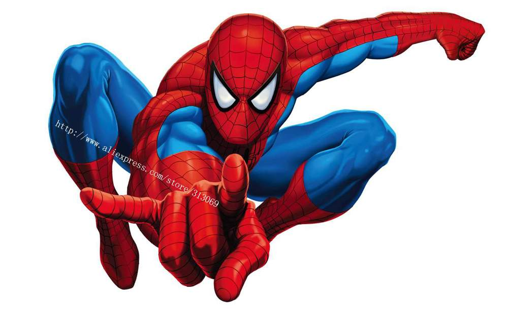 1000x611 Free Spiderman Cartoon Spiderman Cartoon Free Download Clip Art