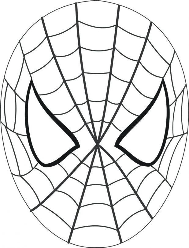 618x811 Coloring Awesome Spiderman Coloring Pages To Print. Spider Man 2