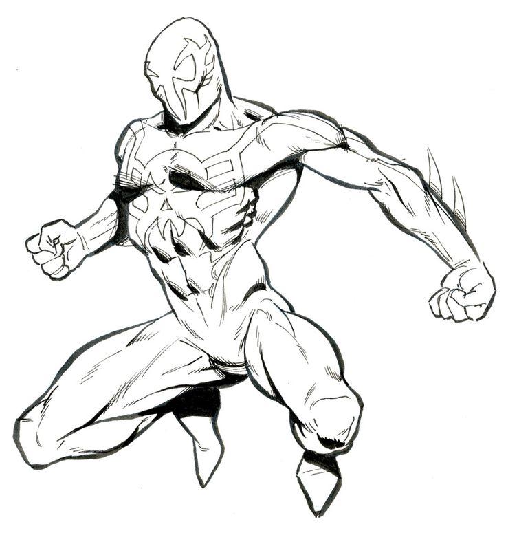 736x775 48 Best David Marquez Art Images Draw, Anatomy