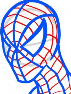 227x302 How To Draw Spiderman For Andrew Spiderman