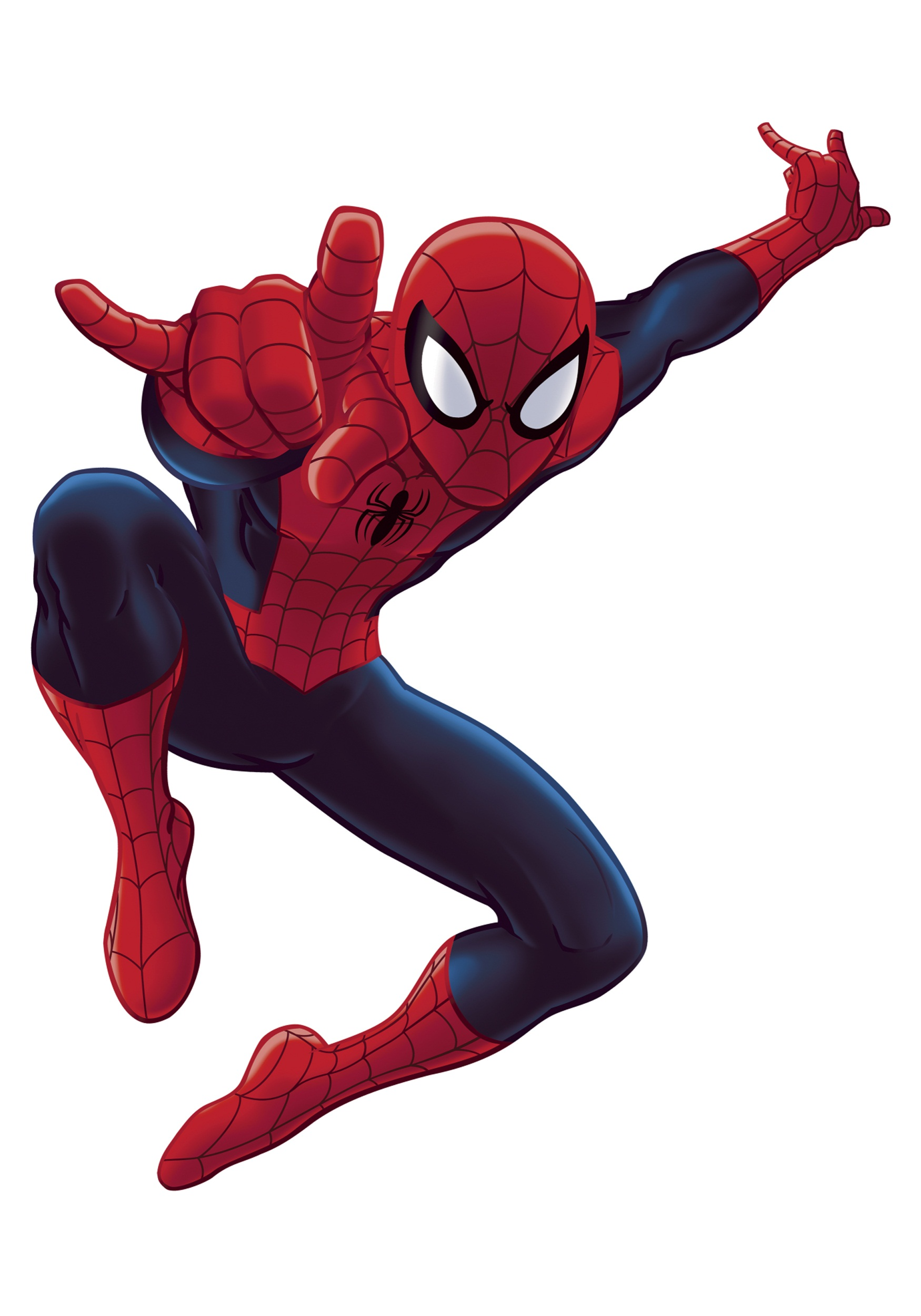 1750x2500 Plaatje Spiderman Clipart Image