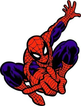 283x368 Spider Man Svg Free Vector Download (86,409 Free Vector)