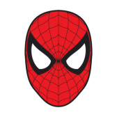 168x168 Spiderman Clipart Spiderman Mask