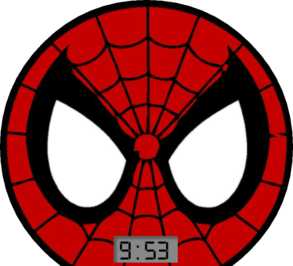 960x870 Friendly Neighborhood Spider Man For Moto 360 Facerepo