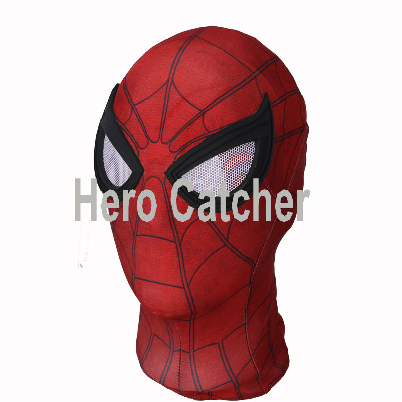 800x800 Hero Catcher New Spiderman Homecoming Mask Tom Holland Spiderman