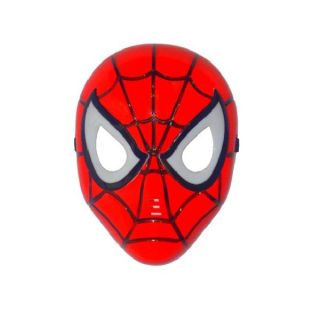 320x320 Homeshopeez Super Hero Spiderman Face Mask With Led Light Buy