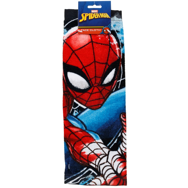 800x800 Spider Man Face Cloth Marvel Towels
