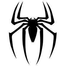 224x224 Spiderman Face Logo Spiderman Mask Clipart 23425wall Jpg Fun Stuff