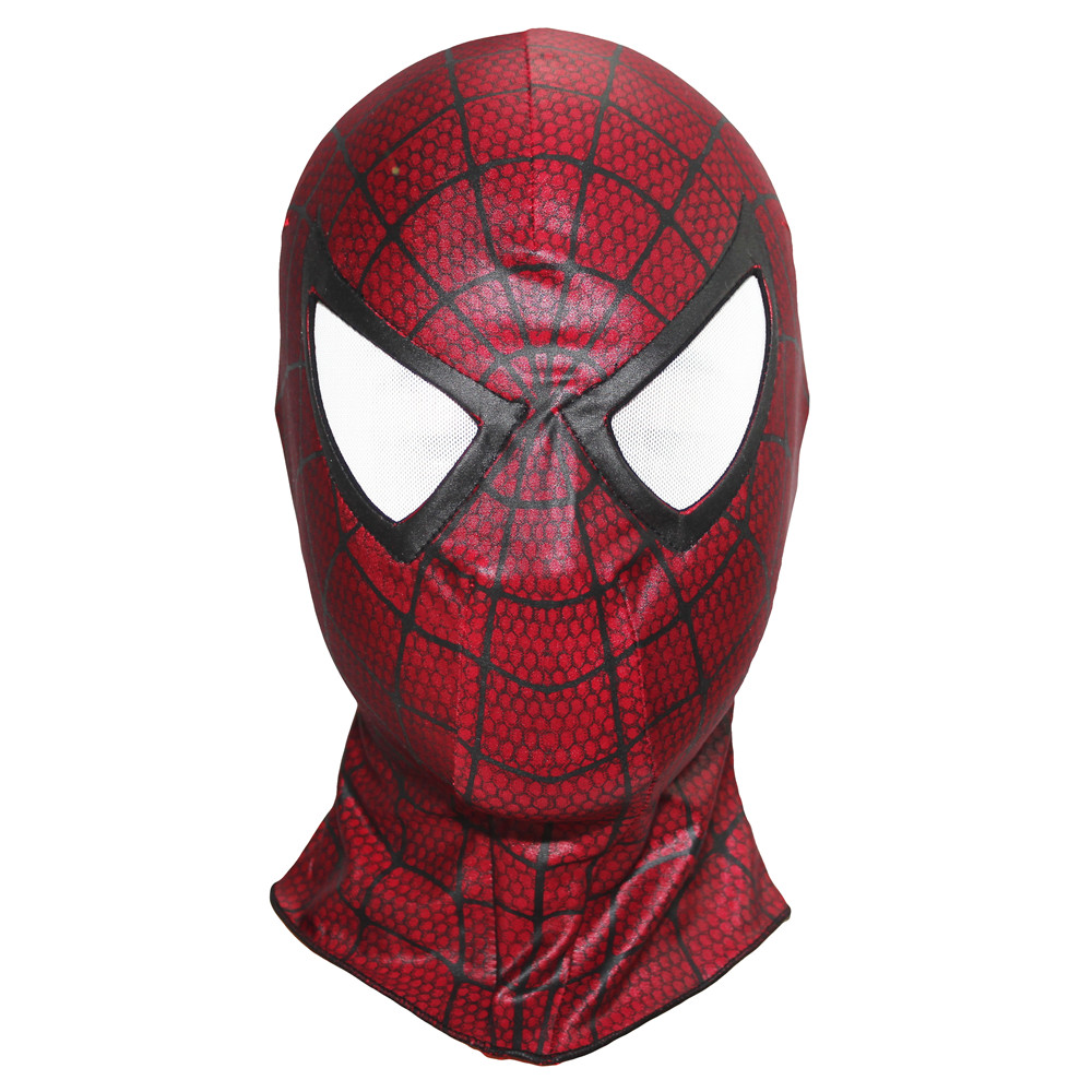 1000x1000 Spiderman Face Mask Spandex Spider Man Mask For Halloween Party