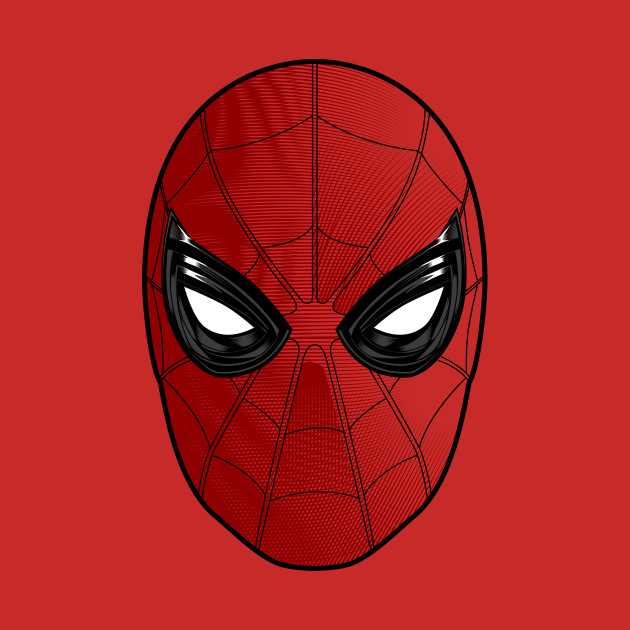 630x630 Spiderman Homecoming Face
