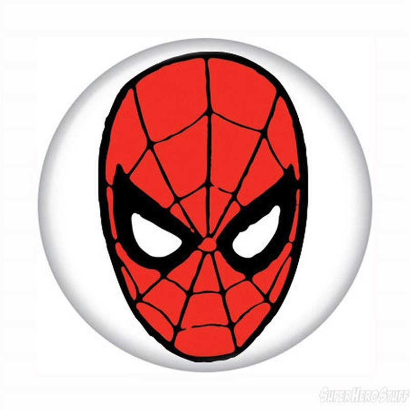 800x800 Spiderman Clipart Head