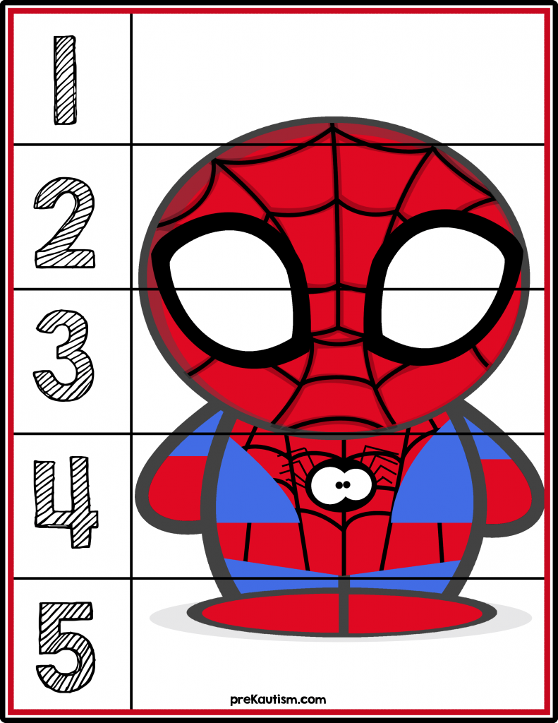 791x1024 Free! Spiderman Puzzle Spiderman