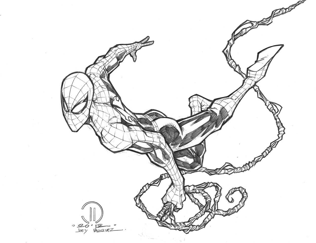 1280x983 Spiderman Sketch Drawing Spiderman Realistic Art, Pencil Drawing