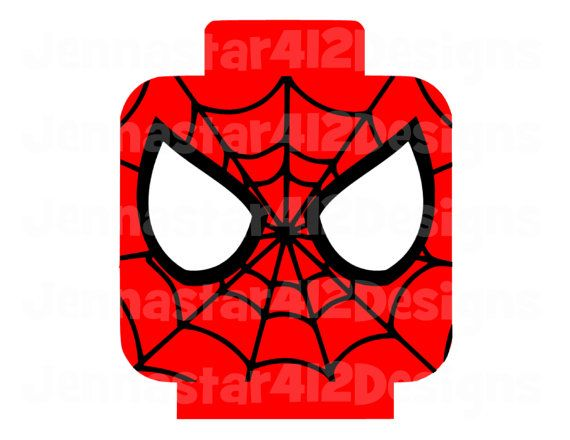 Spiderman Logo Clipart