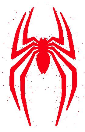 279x429 Spider Man Clipart Red Spider