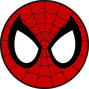 300x300 Spider Man Clipart Spiderman Logo