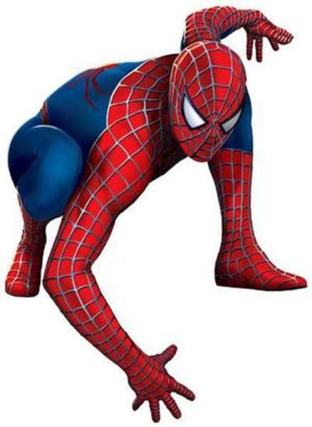 438x600 Spider Man Logo Clipart