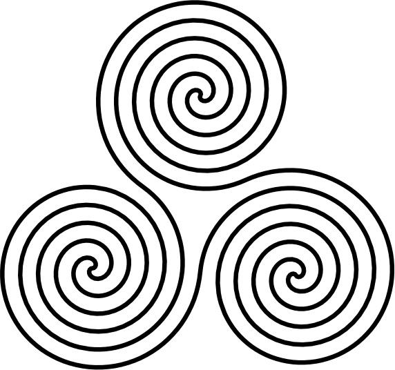 Spiral Galaxy Clipart
