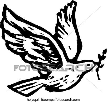 450x429 Clip Art Of Holy Spirit Holysprt