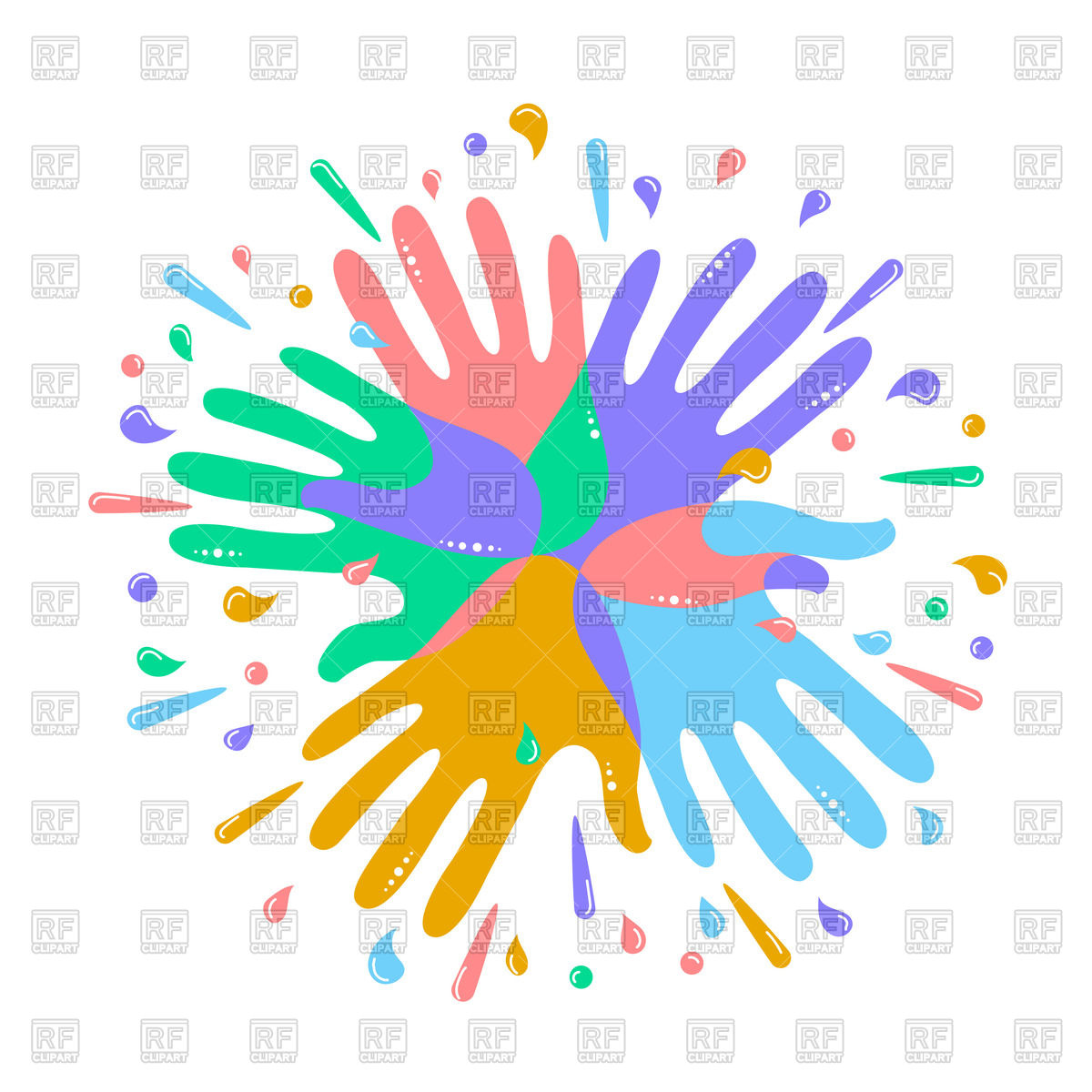 1200x1200 Holi Feast Icon