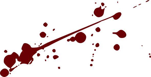 Blood splatter splash. Splat clipart free download