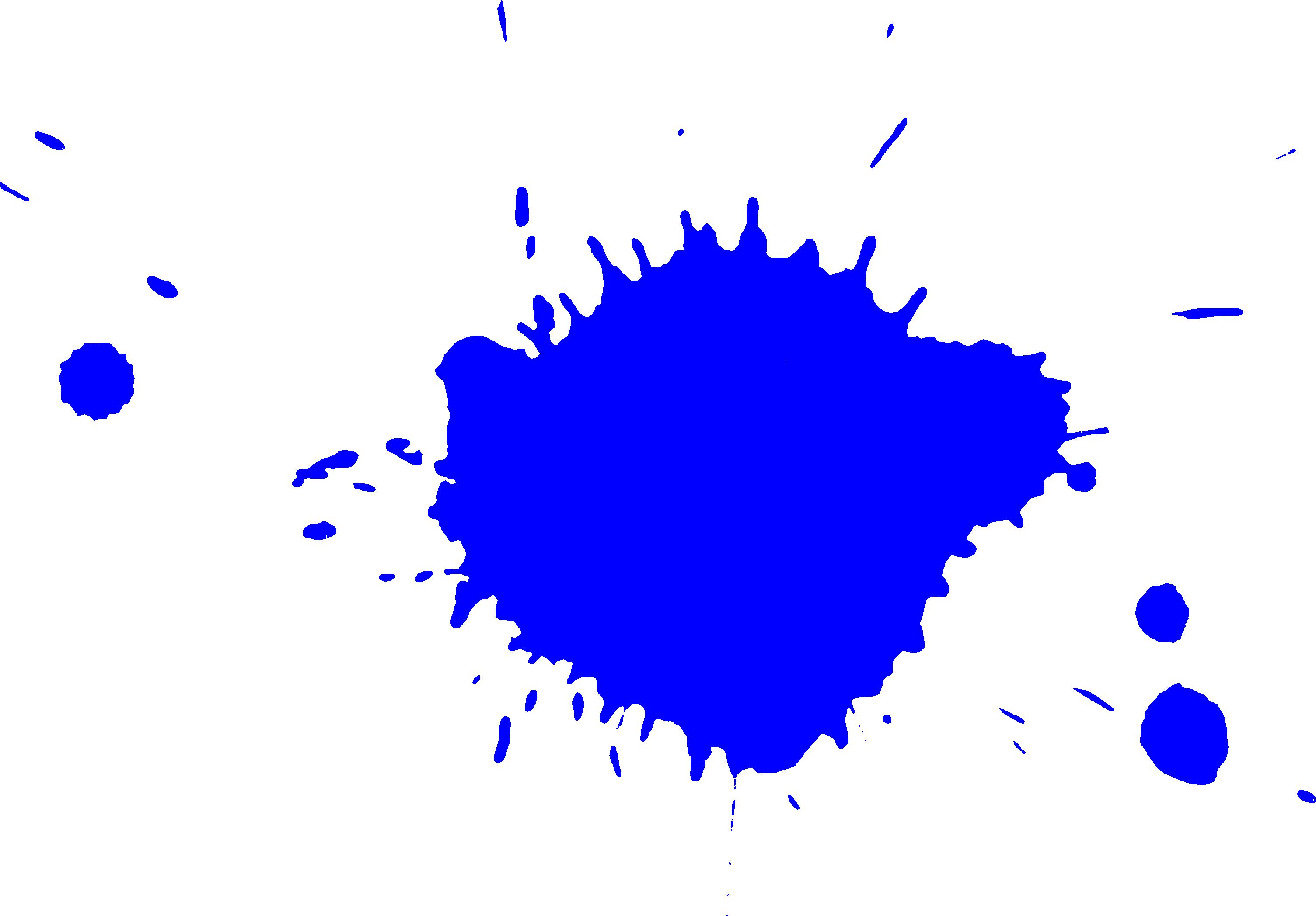 Splatter Png
