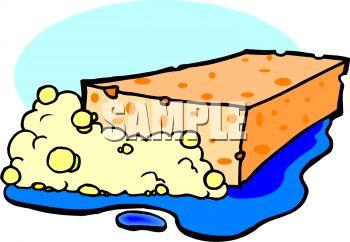 350x242 Soapy Sponge