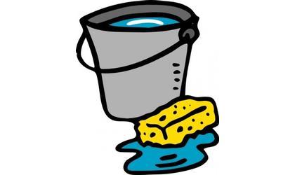 420x250 Clip Art Cleaning Sponge Clipart Image