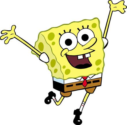 440x433 Spongebob Clipart Chadholtz