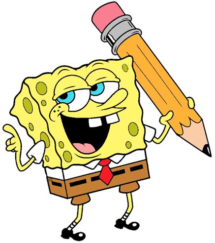 437x492 Spongebob Squarepants Clip Art Images