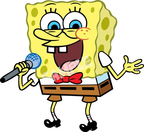 500x457 Spongebob clipart 3