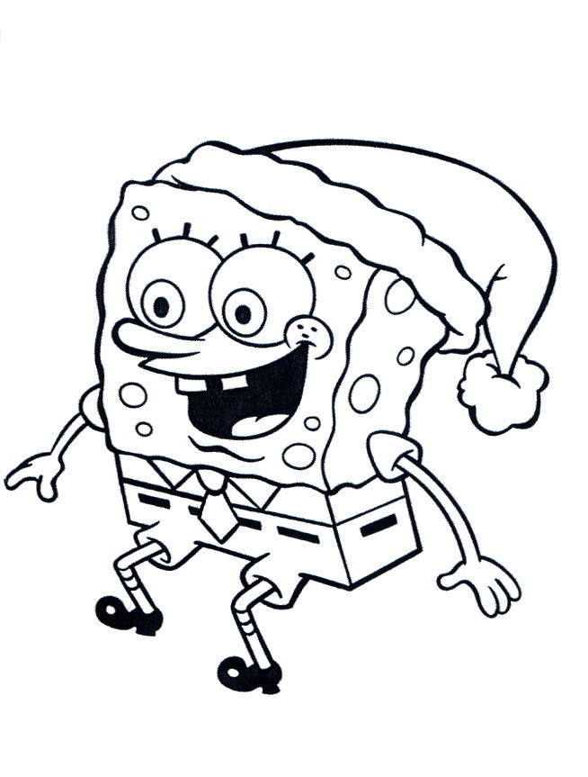 Spongebob Coloring Pages | Free download best Spongebob Coloring ...