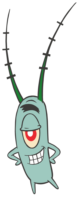 2496x6215 Sheldon Plankton Spongebob Png Clipart Imageu200b Gallery