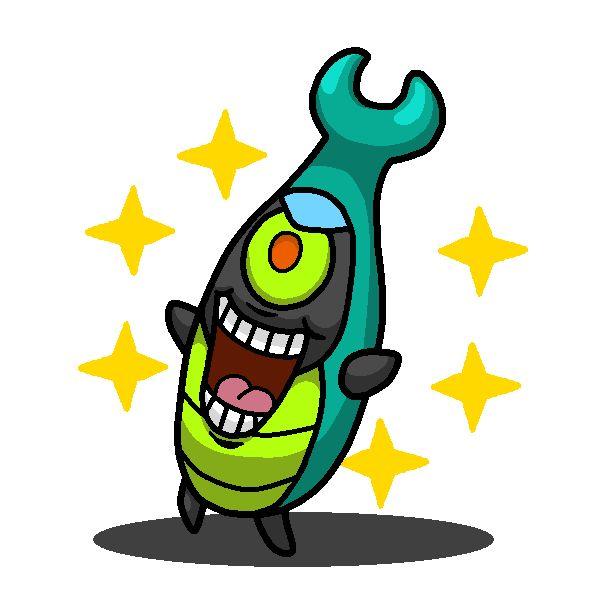 600x600 Die Besten Spongebob Plankton Ideen Auf Spongebob