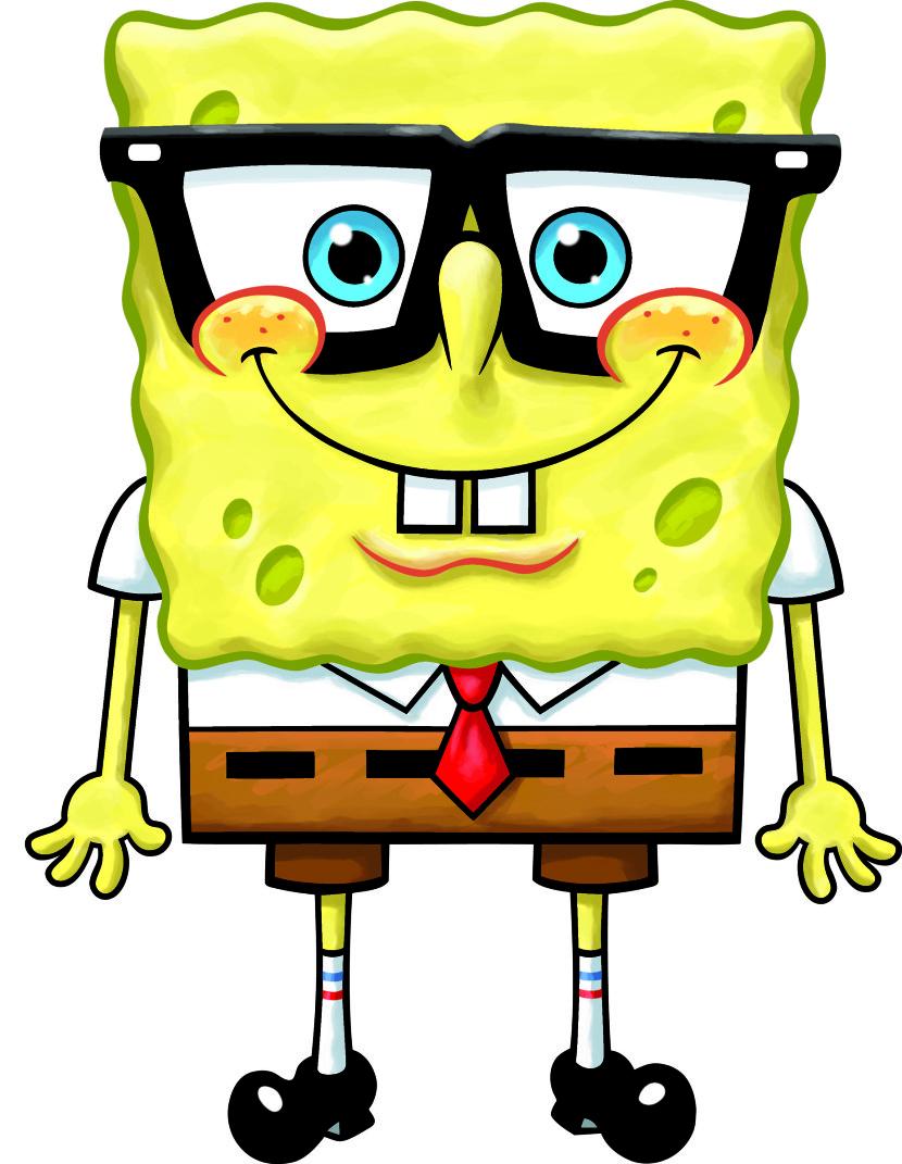 830x1071 Spongebob Clipart